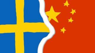 """最近幾年,銅鑼灣書商桂敏海事件和達賴喇嘛訪問瑞典,是導致中瑞兩國關係""""轉冷""""的標誌性事件。"""