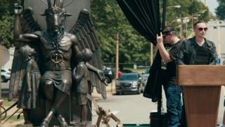 Still from Hail Satan?