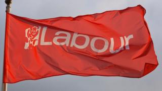 Labour Party flag