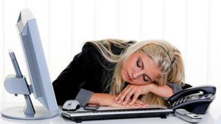 ऑफिस, काम, झोप