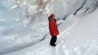 Владимир Путин в Арктике