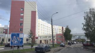 В Архангельську обласну клінічну лікарню, за словами медиків, відправили трьох постраждалих під час вибуху
