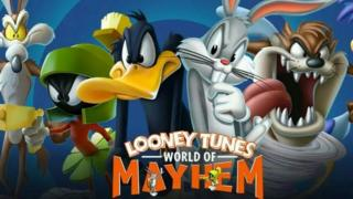 Looney Tunes World of Mayhem game