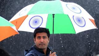 भारत, न्यूझीलंड, पाऊस