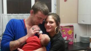 Danny and Katherine Cox