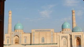 Мечеть в Ташкенте