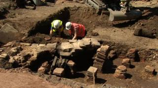 Carlisle Roman dig
