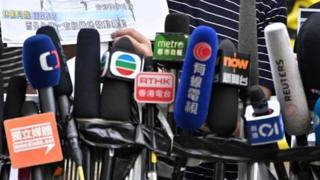 香港傳媒在這次《逃犯條例》條例修訂的爭議中扮演了重要角色。