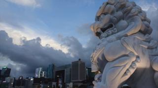 Виз Гонконга из гавани