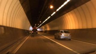 Brynglas Tunnels
