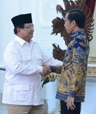 Prabowo, Jokowi