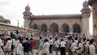 హైదరాబాద్ మక్కామసీదు
