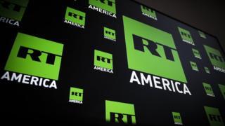 Логотип RT America