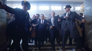 The Irishman: Scorsese film to close London Film Festival