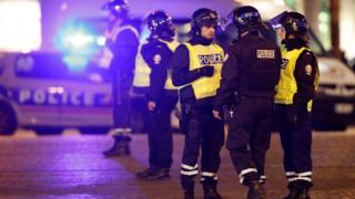 Polisi Prancis