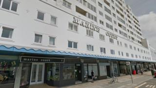 Marine Court, St Leonards