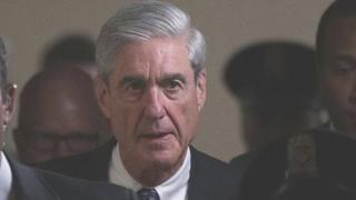 El ex director del FBI Robert Mueller está a cargo de la comisión que investiga la supuesta trama rusa.