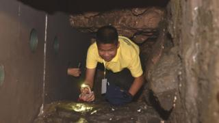 ถ้ำจำลอง ทีมหมูป่า