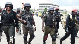 'Yan sandan Nigeria
