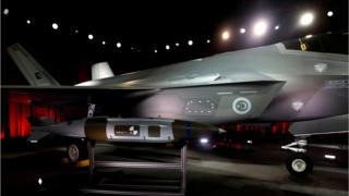 Türkiye için üretilen bu F-35, ABD'de Türkiye'ye teslim edilmeyi bekliyor