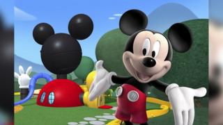 Still from Mickey Mouse Clubhouse.