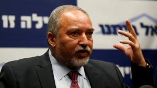 Avigdor Lieberman (23 May 2016)