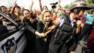 Masyarakat Uighur di China