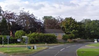 Swynnerton Road in Cold Meece