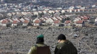 Permukiman Yahudi di daerah pendudukan Tepi Barat dianggap PBB ilegal di bawah hukum internasional.