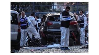 شهدت تركيا العديد من الهجمات والتفجيرات مؤخرا، من بينها تفجير في اسطنبول يوم 6 اكتوبر/تشرين الأول الجاري