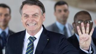 Brazil's President Bolsonaro launches new political party