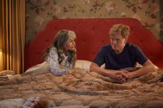 Jane Fonda and Robert Redford in Our Souls At Night, 2017