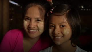 """""""التاناكا"""" سر الجمال منذ آلاف السنين في ميانمار"""