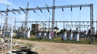 elektrik yarımstansiyasında, qəza, partlayış
