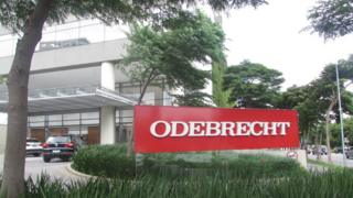 HQ of Odebrecht in Sao Paulo