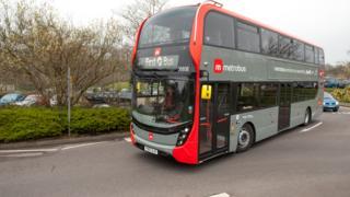 Metro Bus new bus fleet