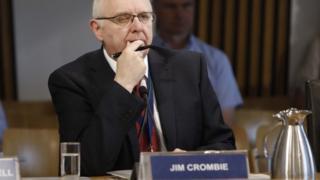 Jim Crombie
