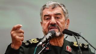 محمد علی جعفری، فرمانده کل سپاه پاسداران ایران