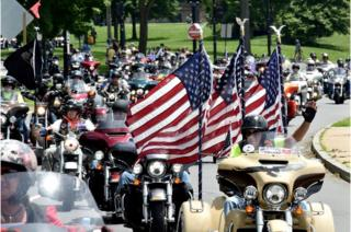 Rolling Thunder parade