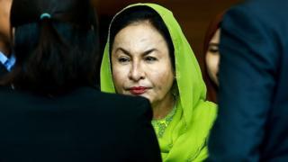 Rosmah Mansor alışveriş ve lüks tutkusuyla tanınıyor