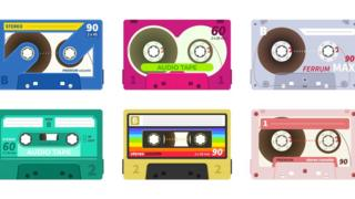 cassettes