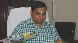 आईपीएस अधिकारी शिवराम प्रसाद कल्लूरी