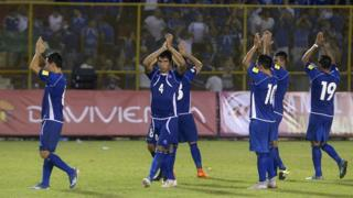 El Salvador futbol takımı
