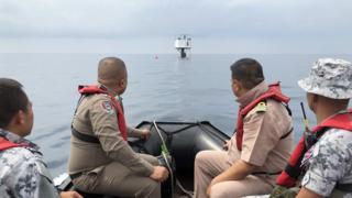 mornarica sa tajlanda