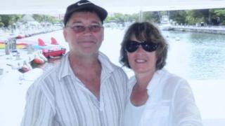 Robert and Sylvia Geach