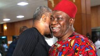 Ekweremadu dey greet pipo