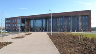The new Rhyl High School