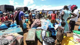 Un million de réfugiés sud-soudanais en Ouganda