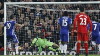 Chelsea da Liverpool