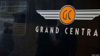 Grand Central Train
